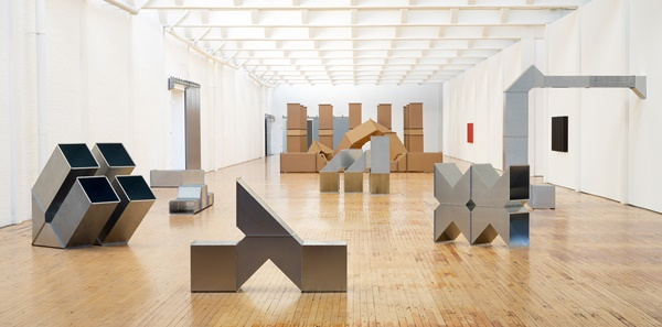 Dia:Beacon, NY - Charlotte Posenenske : Work in Progress